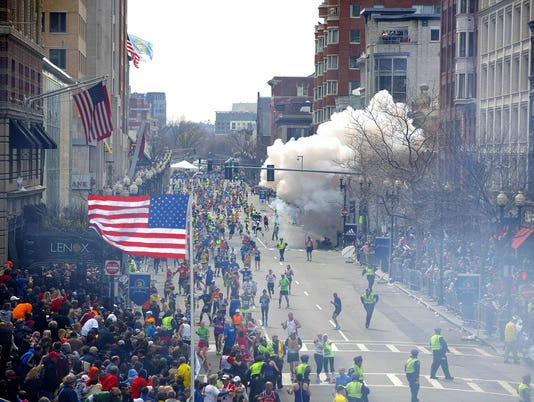 A documentary about the Boston Marathon bombing looks openly at survivors' struggles