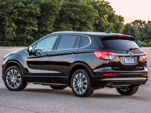 2016 Buick Envision Gm