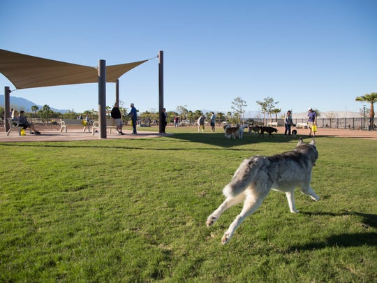 Rancho Mirage has reopened its dog park on Key Largo Avenue, but users must adhere to new rules that include safe-distancing to help prevent the spread of coronavirus.