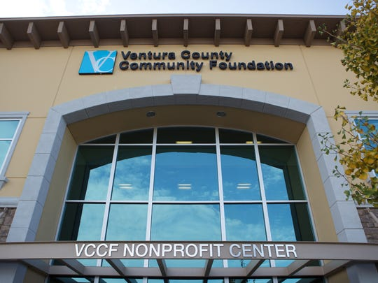 This is the Ventura County Community Foundation building