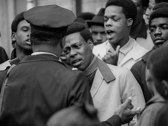 April 1968, Wilmington Riots