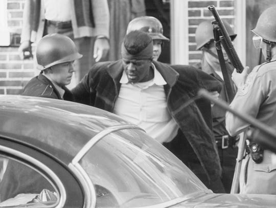 April 1968, Wilmington Riots