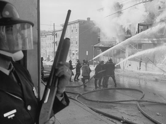 April 9, 1968, Wilmington Riots