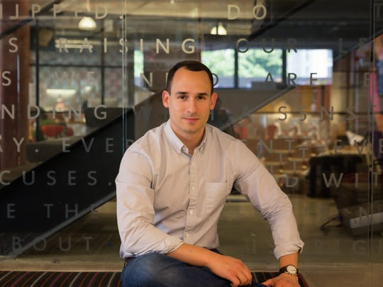 Ted Serbinski is director of Techstars Mobility, which promotions transportation-related entrepreneurial startups.