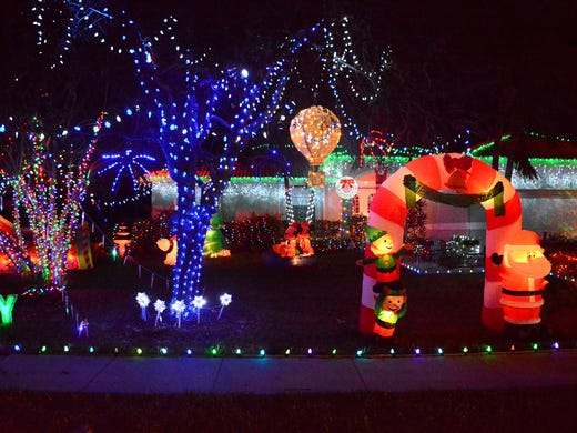 house decorating finalists bring holiday spirit to marco island