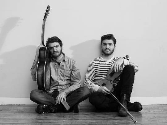 The Brother Brothers play shows Friday in Burlington and Saturday in Ripton.