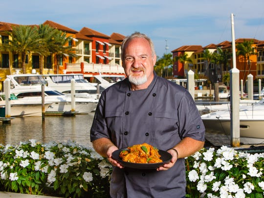 Chef Art Smith opened 1500 South restaurant this year in Naples Bay Resort.