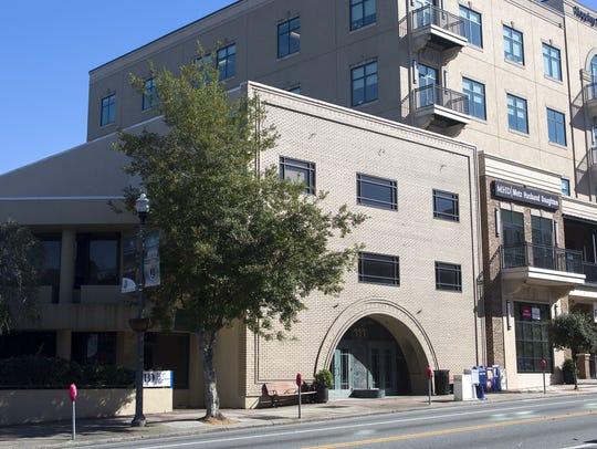 Future location of the Jim Moran School of Entrepreneurship