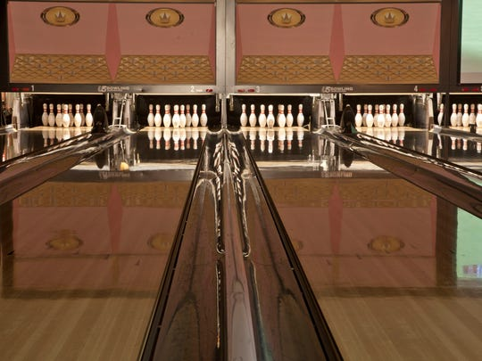Rock 'N' Bowl's Lafayette location will include 16 lanes.