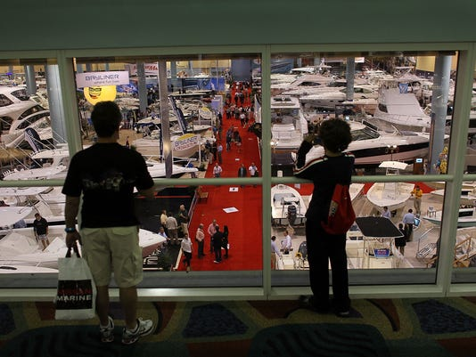 Miami Beach Hosts International Boat Show