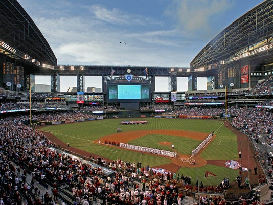 Diamondbacks sue over Chase Field contract