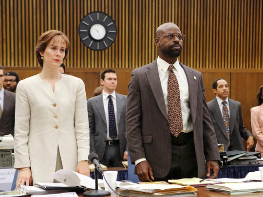 """There's a level of understanding that people may not have had 20 years ago when that jury made that decision to acquit,"" says Sterling K. Brown of the benefit of time and hindsight in 'The People vs. O.J. Simpson: American Crime Story.'"