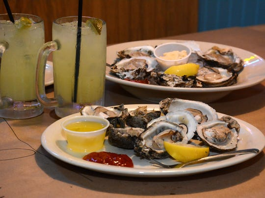 Happy hour means two-for-one Margaritas and platters of oysters, shrimp or clams. Pinchers, the Southwest Florida chain of seafood restaurants, has opened its newest location next to the Marco Walk Plaza.