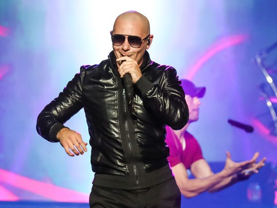 Secrecy around rapper Pitbull's promotions contract