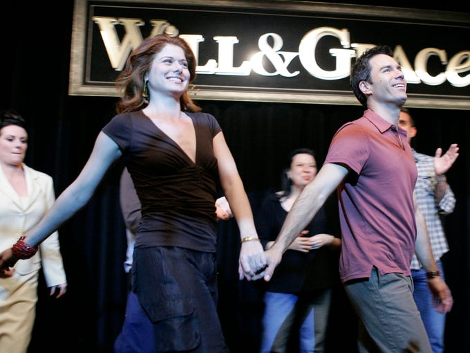 Eleven years after signing off the air, 'Will & Grace'