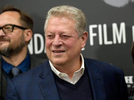 Former Vice President of the United States Al Gore
