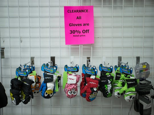 Cliff House ski shop is holding a store-wide sale before closing at the end of the ski season.