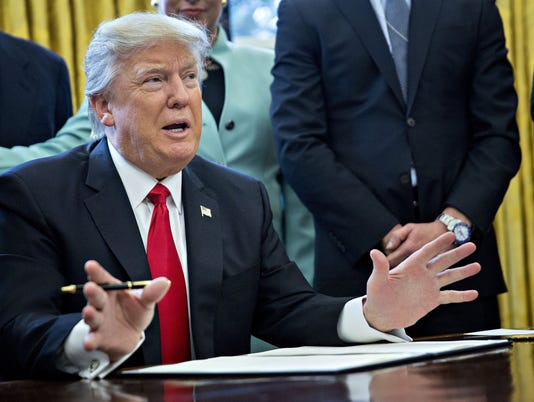 Trumpís draft cybersecurity policy has no role for FBI