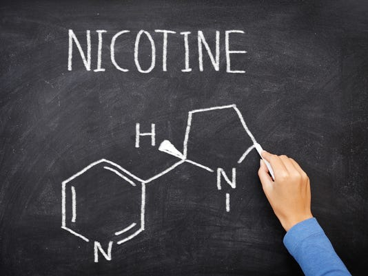Nicotine may help prevent your brain from aging and hold off Parkinsonís, Alzheimerís