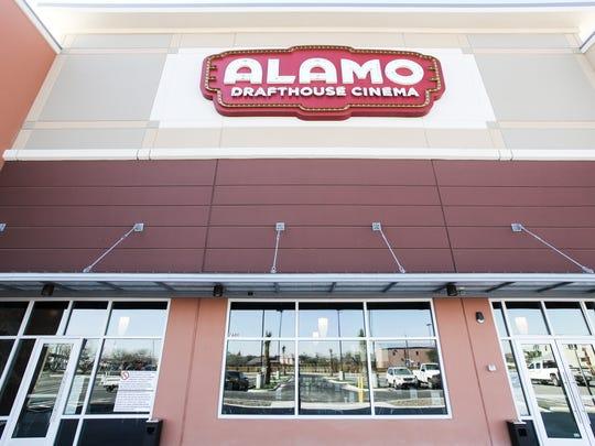 The Corpus Christi Alamo Drafthouse Cinema celebrates its grand opening Friday.