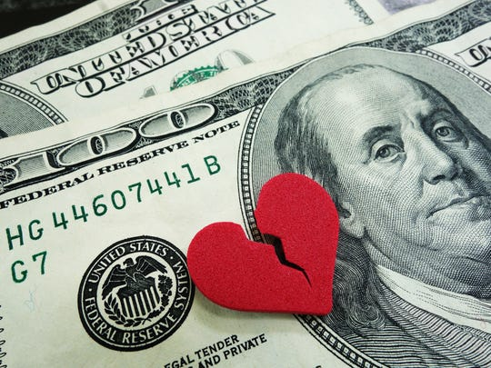 Money has always played a big role in dating, but some
