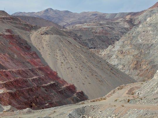 The Eagle Mountain iron mine closed in 1982.