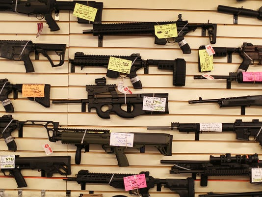 guns file photo