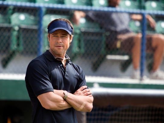 'Moneyball' (2011) | This baseball drama based on the Michael Lewis book didn't score a single Oscar after getting nominated in six categories: actor for Brad Pitt; supporting actor for Jonah Hill; best picture, film editing, sound mixing and writing.