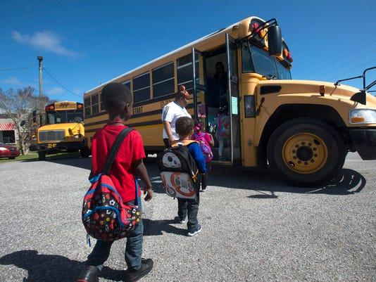 Head Start-Buses