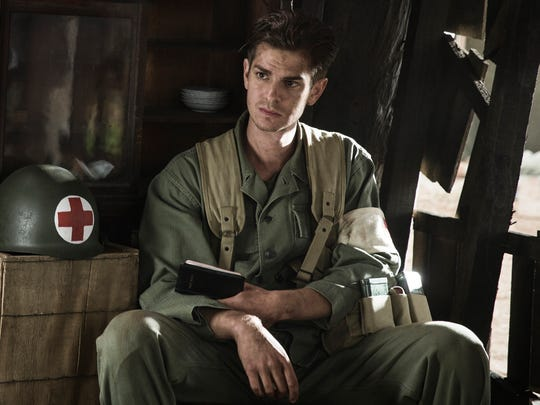 'Hacksaw Ridge,' the tale of a World War II conscientious objector (Andrew Garfield), won two Oscars at the 89th Academy Awards.