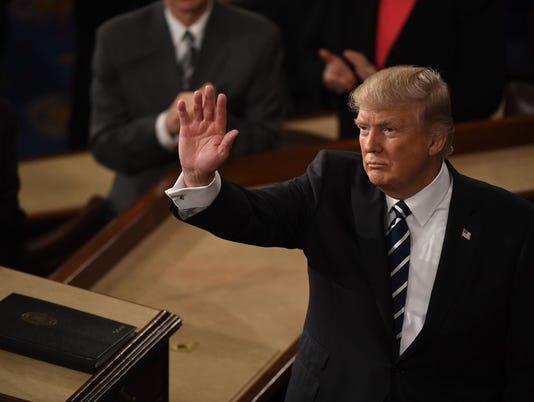 Trump's unflinching agenda
