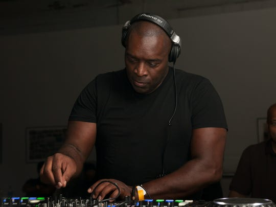 Kevin Saunderson willl be celebrating 30 years of his KMS label Saturday.
