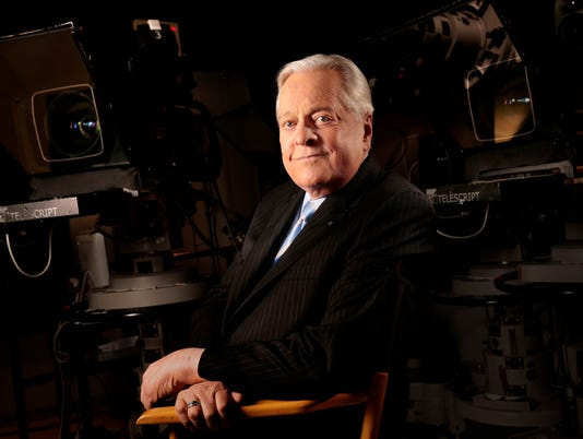 Robert Osborne, movie connoisseur and host of Turner Classic Movies, dies at 84