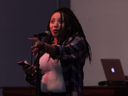 Ashley Rae's winning poem recalled life on Chicago's