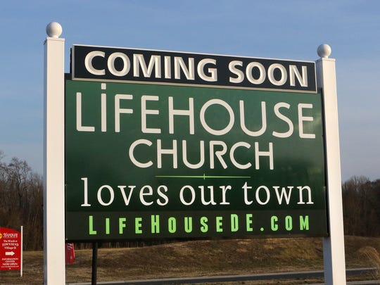 Since LifeHouse Church started five years ago, an average of 850 people now attend service at Meredith Middle School in Middletown. The explosive growth has led to plans for a new church building south of town.