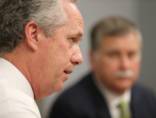 Louisville Mayor Greg Fischer asks for help in LMPD's Explorer probe