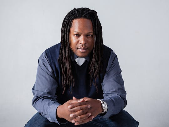 Author and activist Shaka Senghor appears Friday, March