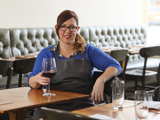 Annie Pettry is the executive chef and owner of Decca, 812 E. Market St.