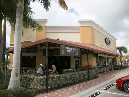 South Cypress Brewing brews at the The Brass Tap in North Naples.