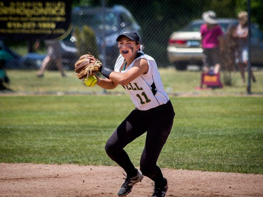 A Second-Team All-American in 2016, Howell's Veronica