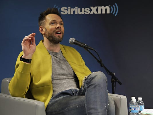 """Actor Joel McHale Discusses His New CBS Sitcom During A SiriusXM """"Town Hall"""" Event In New York With Host Ron Bennington"""