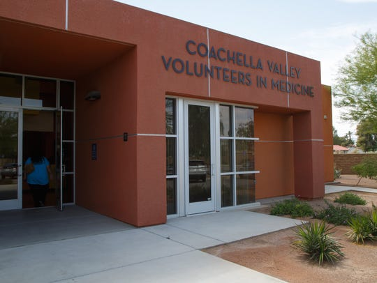 Coachella Valley Volunteers in Medicine, located in Indio.