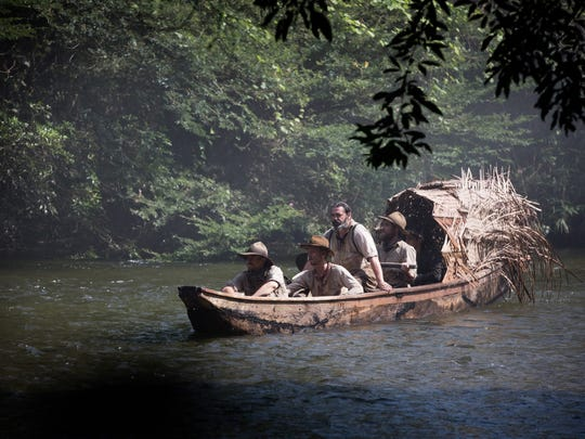 "A scene from ""The Lost City of Z."""