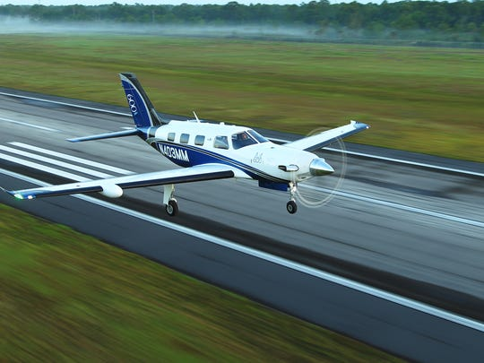 Piper Aircraft executives and independent industry analysts see the first sale of a M600 turboprop as a sign of a strong tailwind for the new top-of-the-line product.