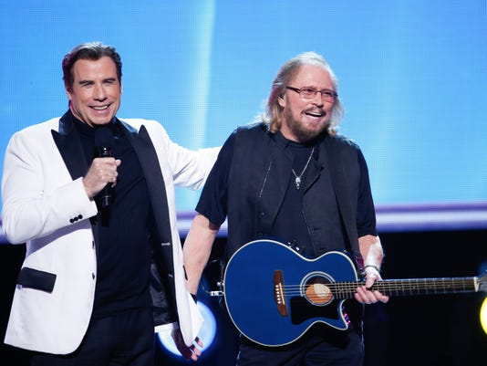 TV ratings: Bee Gees salute ties with 'Dancing' for week