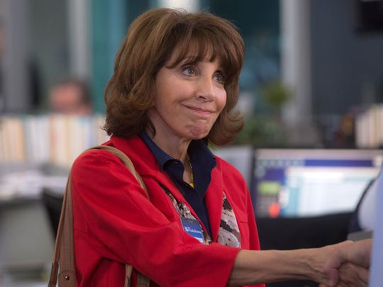 Andrea Martin stars in the new NBC comedy, 'Great News,'