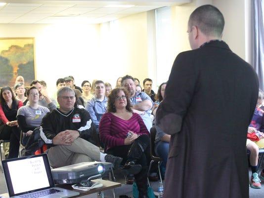 ëCommunity beyond beliefí follows church model without religion