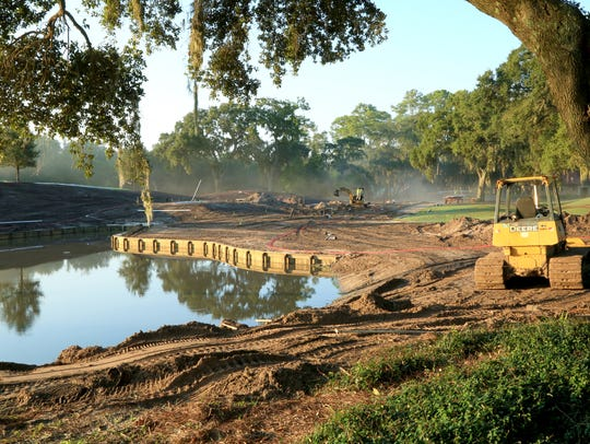 A course renovation will give TPC Sawgrass in Ponte