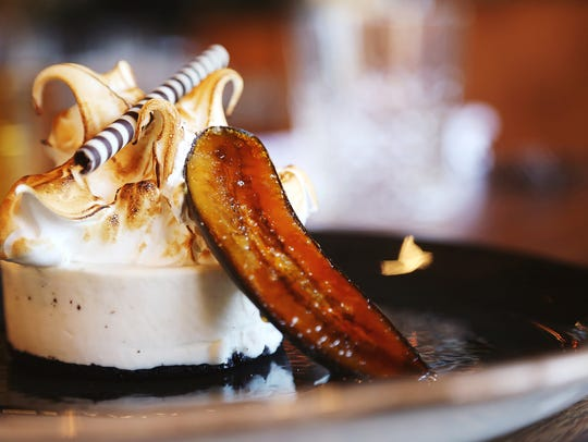 The banana cream pie at Earnest.