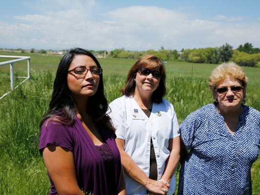 Nelly Morales, Michelle Young, Dawn Stein